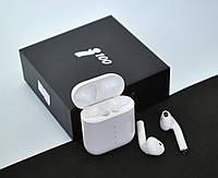 Bluetooth-гарнитура i100 TWS (+кейс для зарядки и хранения) White