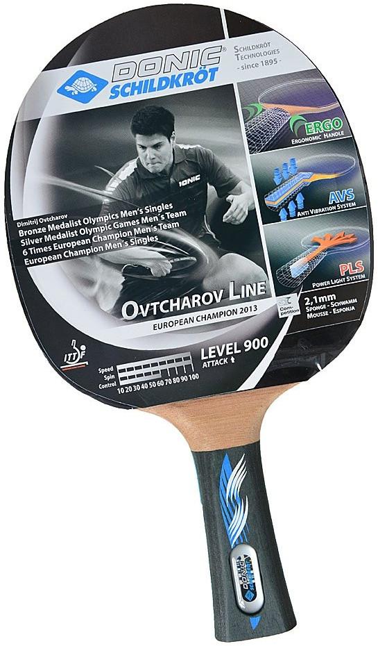 Ракетка для настольного тенниса DONIC OVTCHAROV 900 (754419)