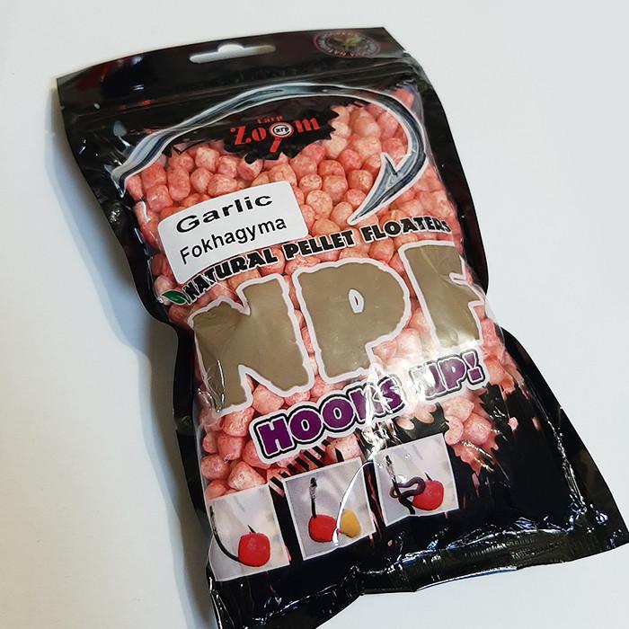 Тесто-пуфики плавающие Midi Garlic (чеснок) 30g
