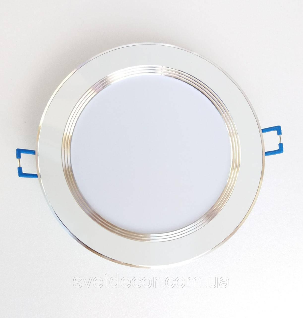 Светодиодный светильник Feron AL527 12w 4000К белый (LED панель)