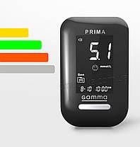 Глюкометр GAMMA DIAMOND PRIMA -Гамма Прима +50 тест-полосок, фото 2
