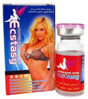 Eсstasy (возбуждающие капли для женщин) 9 флаконов
