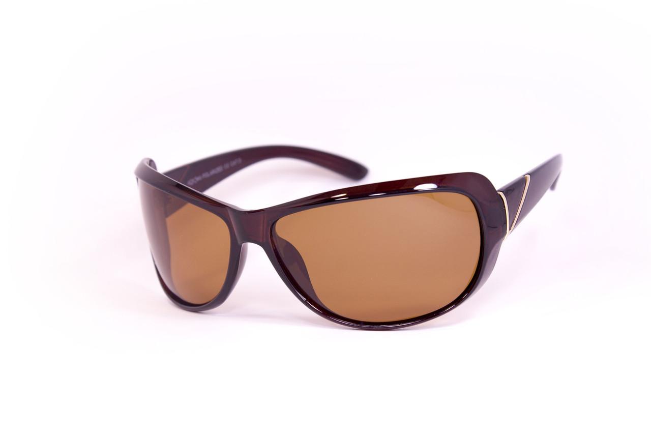 Жіночі сонцезахисні окуляри polarized (Р9918-1)