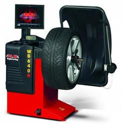 Балансировочный станок автомат 220V M&B Engineering WB640 (Италия)