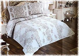 """Покривало жакардове з наволочками My Bed """"Eda"""" 240х260 см"""