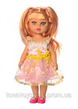 Кукла для девочек 219-N-1 со светлыми волосами