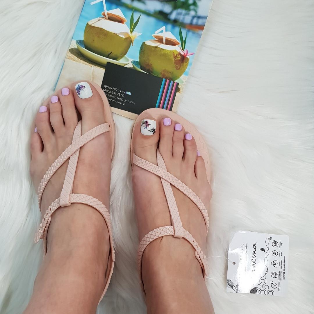 Женские сандалии Ipanema Class Wish Sandal розовые