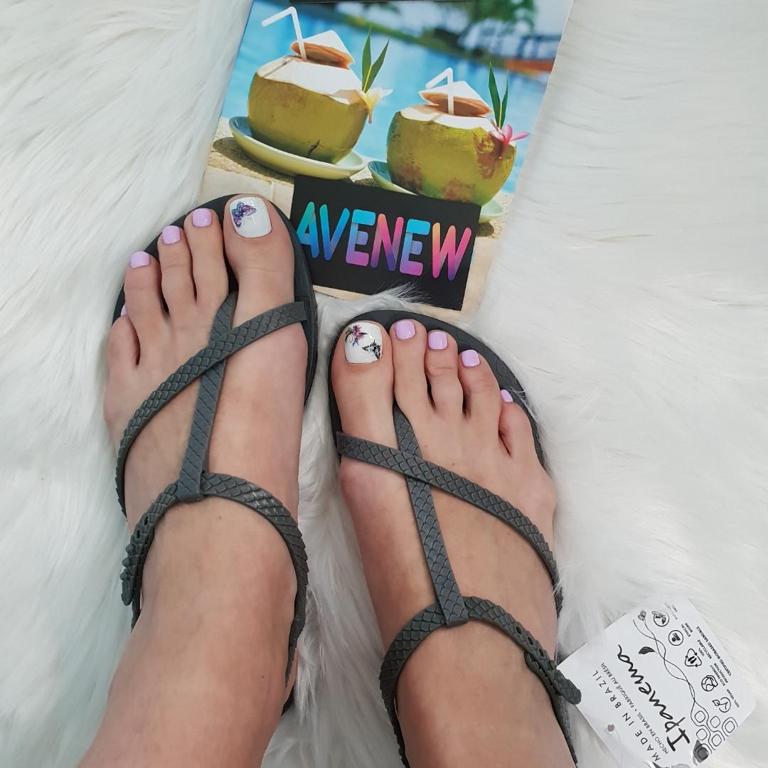 Женские сандалии Ipanema Class Wish Sandal серые