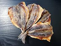 Ставридка солено - сушеная Супер вкусная и мясистая! - закуска к пиву (рыбные снеки) фасовка 1 кг