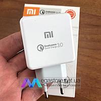 Зарядное устройство Xiaomi MI Qualcomm Quick Charge 3.0 быстрая зарядка для телефона сяоми 3.1A
