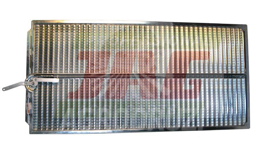 Сито жалюзійне нижнє оцинковане 760x1275mm Claas 600117 600117