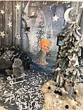 Дизайн ДН БЕСПЛАТНОБанер 2.5х2,хлопчикові або дівчинці Друк банера  Фотозона Замовити банер , фото 8