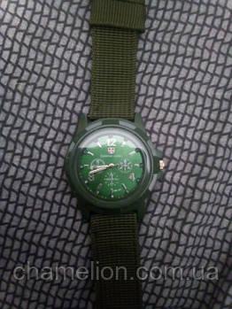 Годинники наручні кольору хакі (Часы наручные цвета хаки)