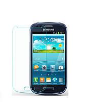 Защитное стекло 2.5D для Samsung S3 Mini прозрачный