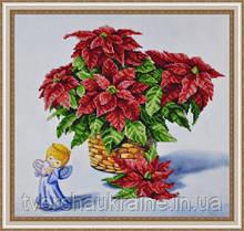 """Набір для вишивання бісером """"Різдвяний натюрморт 2"""" по картині Валевської В. М."""