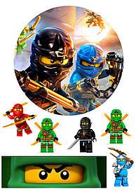 Лего нинзяго 7