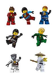 Лего нинзяго 8