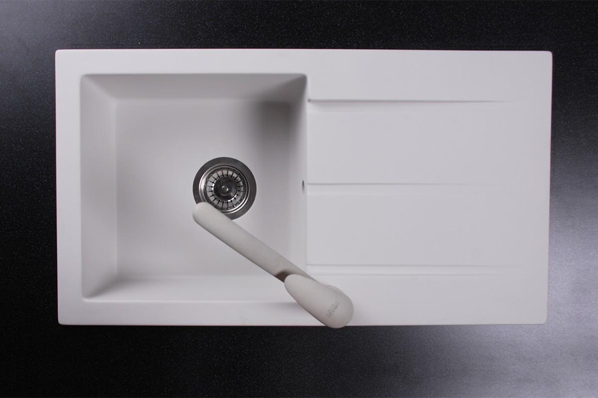 Мойка кухонная Fancy Marble Tennessee 770х430х170