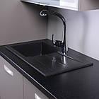 Мойка кухонная Fancy Marble Tennessee 770х430х170, фото 6