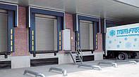 Ворота промышленные секционные DPU Hörmann (Hormann, Хёрман)
