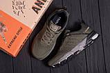Чоловічі кросівки літні сітка BS RUNNING SYSTEM Green, фото 10
