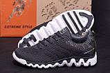Мужские летние кроссовки сетка BS TREND SYSTEM Grey, фото 8