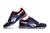 Чоловічі кросівки літні сітка Reebok Street Style Blue (;), фото 4