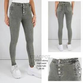 Женские джинсы skini (Замеры в описание)