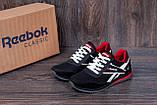 Чоловічі кросівки літні сітка Reebok (;), фото 9