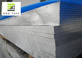 Алюминиевый лист 15 мм АМГ6М плита, размер 1500х3000 мм., фото 2