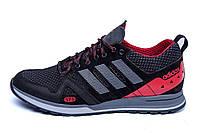 Мужские летние кроссовки сетка Adidas Summer Red