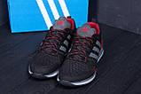 Чоловічі кросівки літні сітка Adidas Summer Red, фото 8