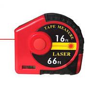 Дальномер лазерный (рулетка) 2-в-1 5м/20м J20 Protester