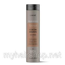 Шампунь для коричневых волос Lakme Cocoa Brown 300 мл
