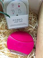 Щетка для лица Foreo Luna Mini 2, щетка для очищения лица форео луна мини 2