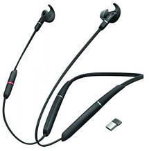 Музыкальная беспроводная Bluetooth гарнитура Jabra Evolve 65e MS