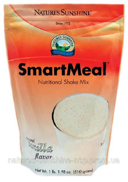 СмартМил Ванильный протеиновый витаминно-минеральный коктейль SmartMeal Vanila Shake Белковый напиток - Nature`s Sunshine Products / NSP & Wellness в Киеве