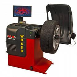 Балансировочный станок автомат 220V WB680 LED M&B Engineering 00245 (Италия)