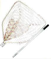 Подсак карповый Shark с кордовой сеткой 81*87 см голова, фото 1
