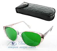 Очки женские глаукомные (СТЕКЛО!) Код: 5128