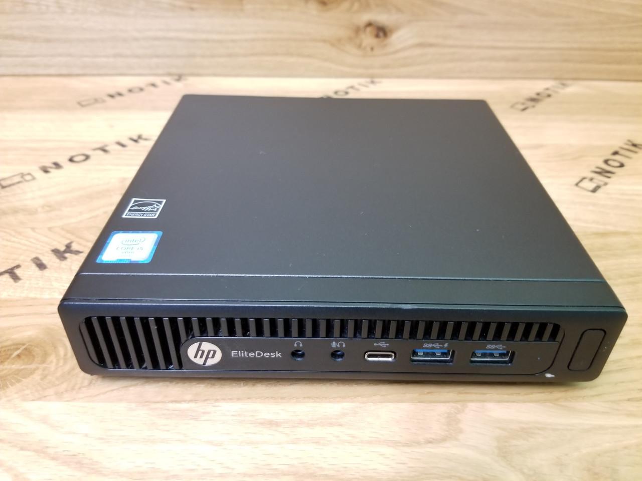 Настільний комп'ютер HP EliteDesk 800 G2 mini i7-6700T /16Gb/256SSD