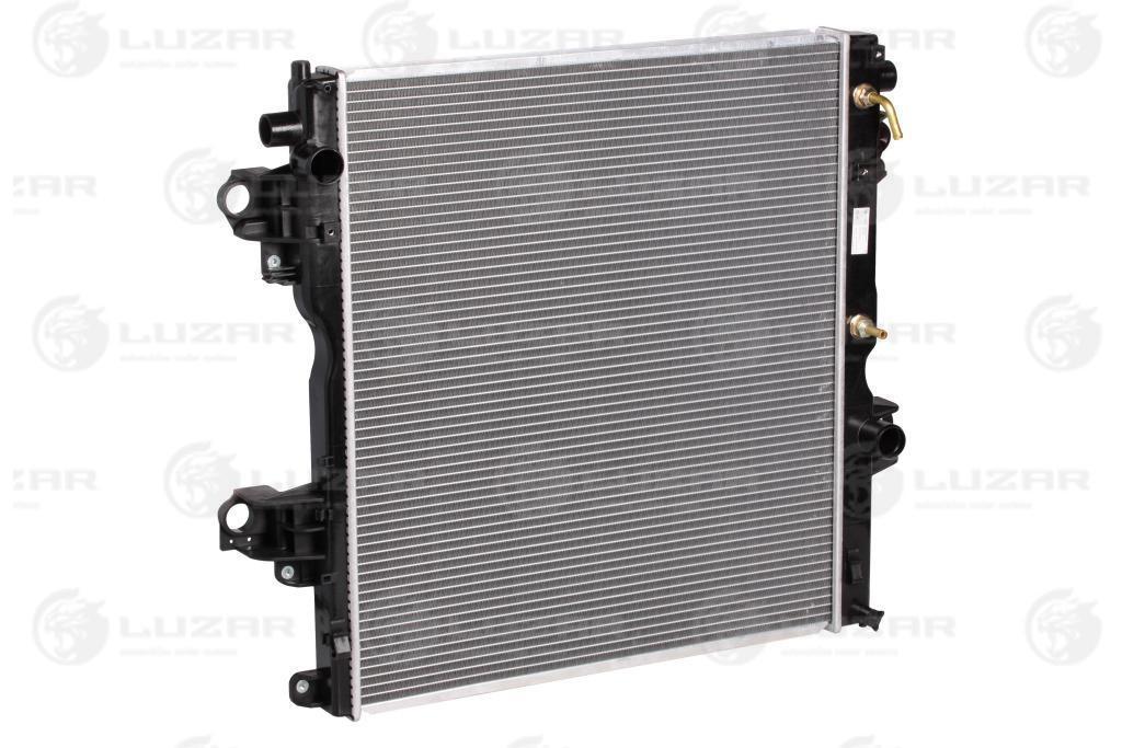 Радиатор охлаждения Land Cruiser Prado (09-) 3.0D (LRc 1972) Luzar 1640030300
