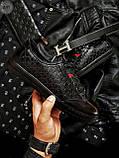 Мужская фирменная обувь Gucci, фото 3