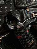 Мужская фирменная обувь Gucci, фото 5
