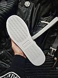 Мужская фирменная обувь Lacoste Black/White, фото 7