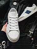 Мужская фирменная обувь Lacoste White, фото 2
