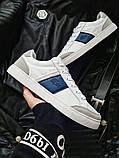 Мужская фирменная обувь Lacoste White, фото 6