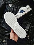 Мужская фирменная обувь Lacoste White, фото 7