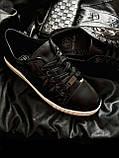 Мужская фирменная обувь Philipp Plein, фото 4
