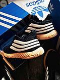 Мужские зимние кроссовки Adidas Sobakov Winter Dark Blue, фото 5